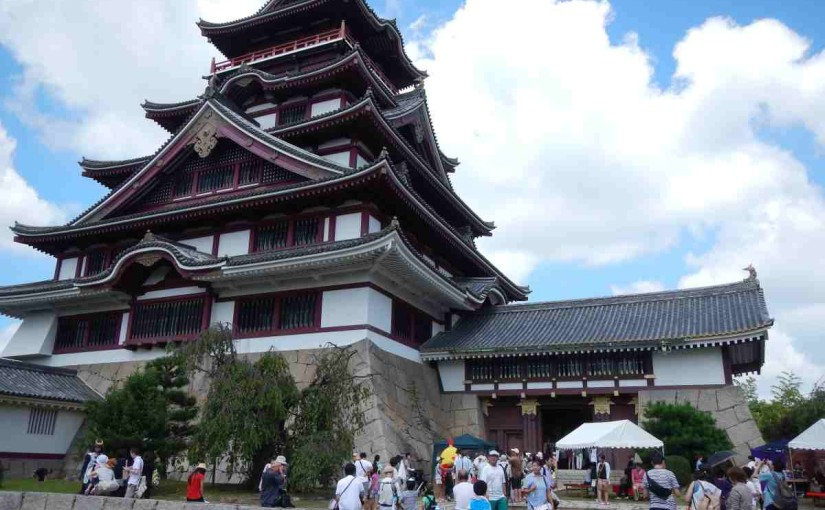 伏見桃山城お城まつり