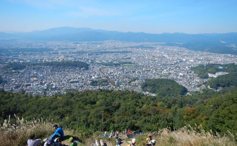 大文字山からの展望