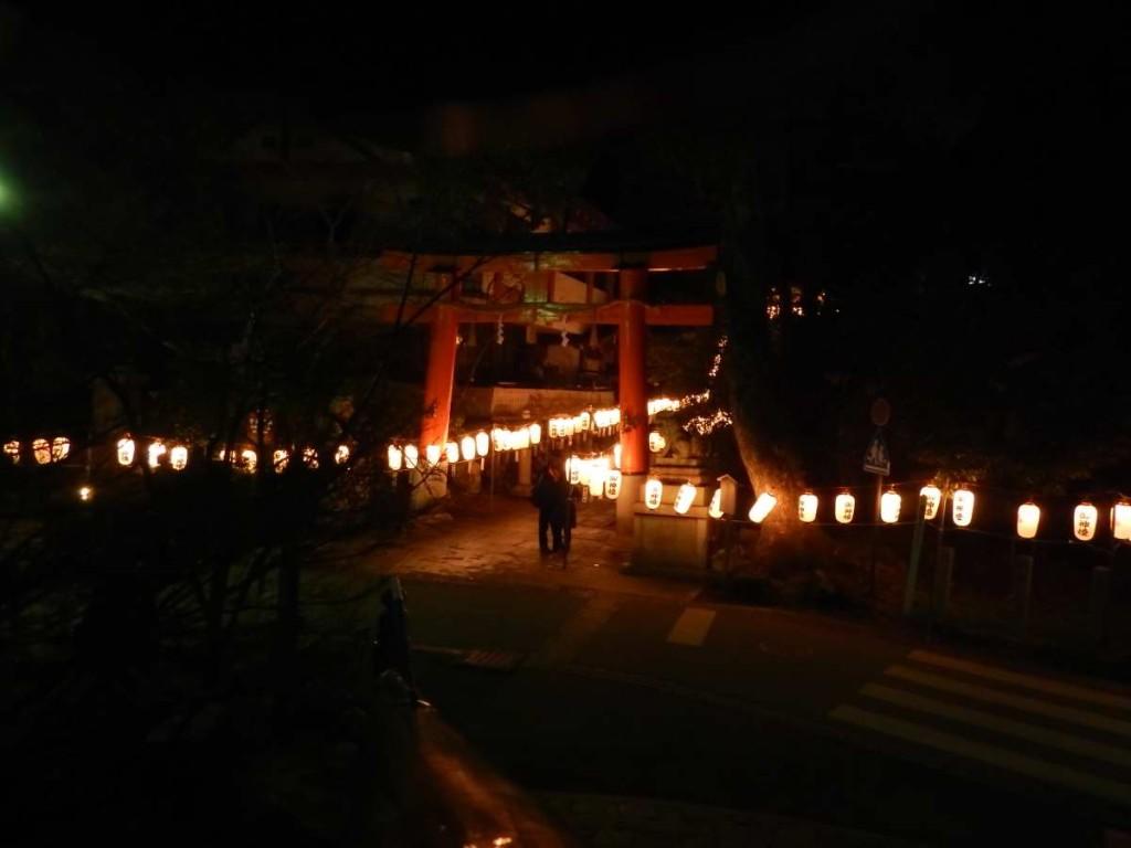 新年の宇治神社