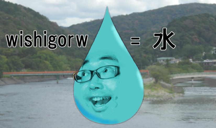 wishigrowは水
