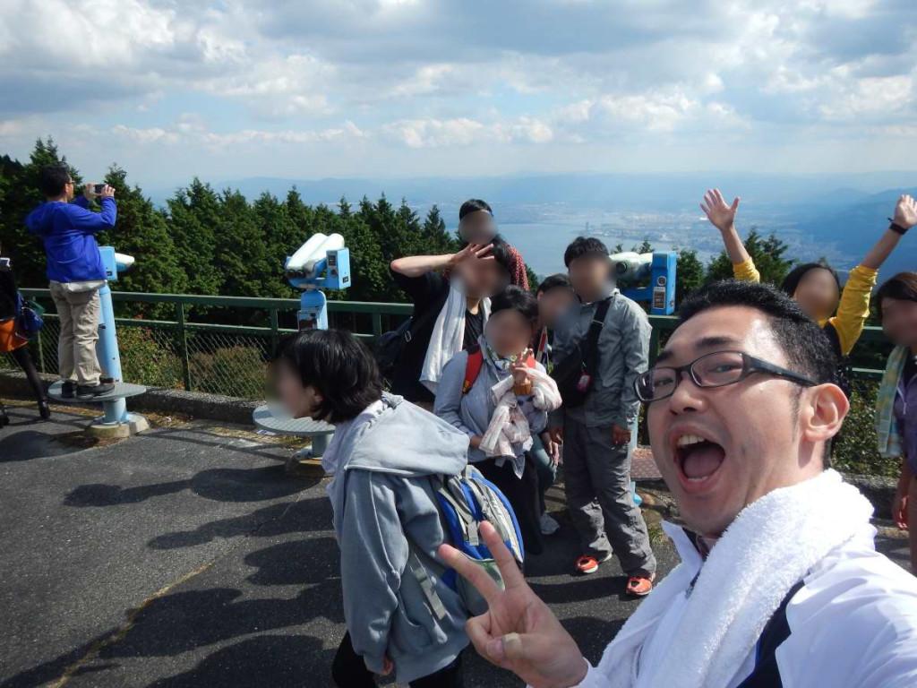 比叡山山頂