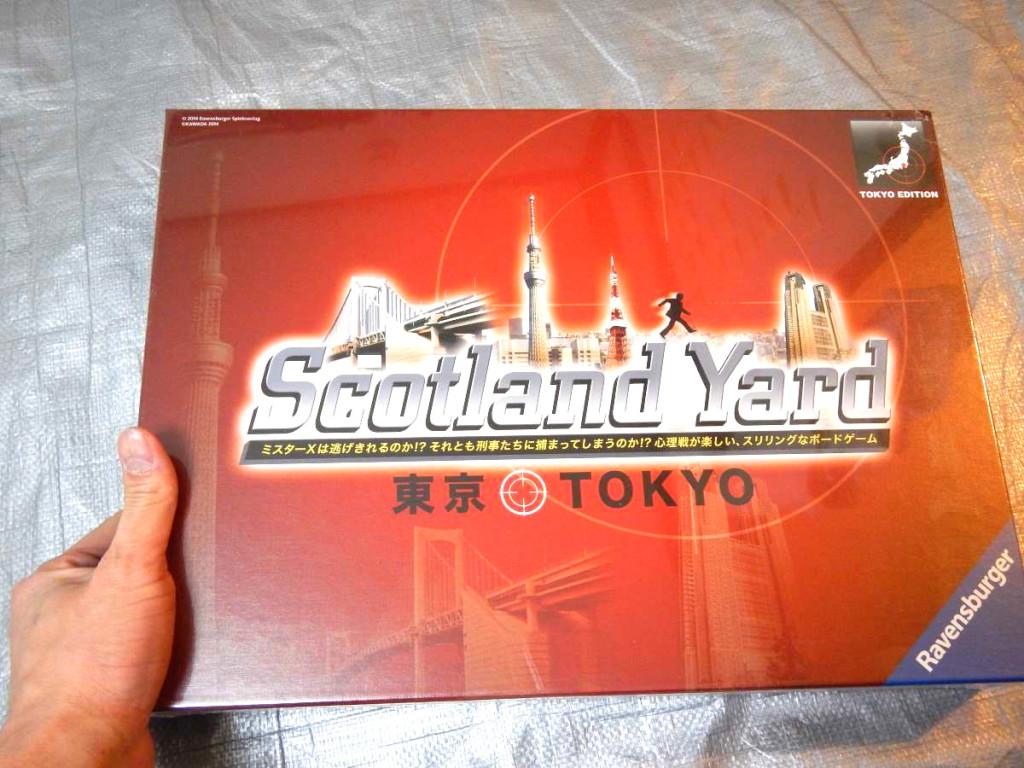 スコットランドヤード東京