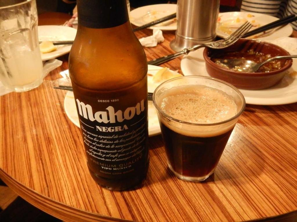 スペイン黒ビール