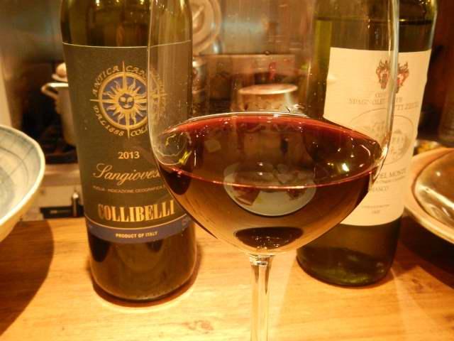 エノテカ、赤ワイン