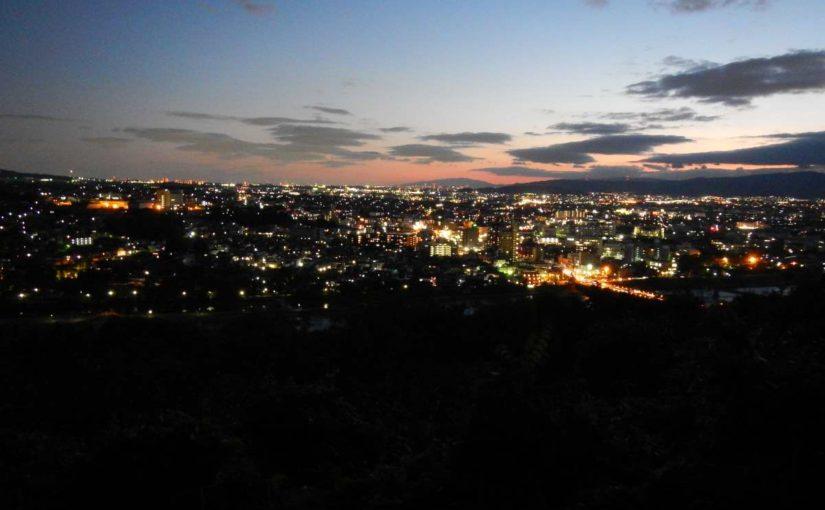 大吉山夜景