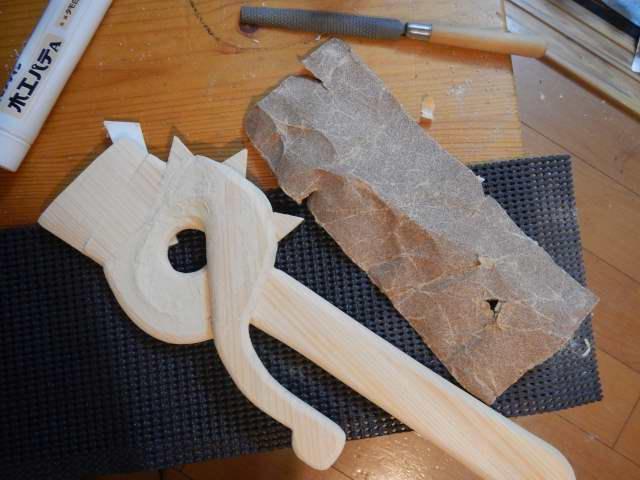 刃折れの剣作り方9