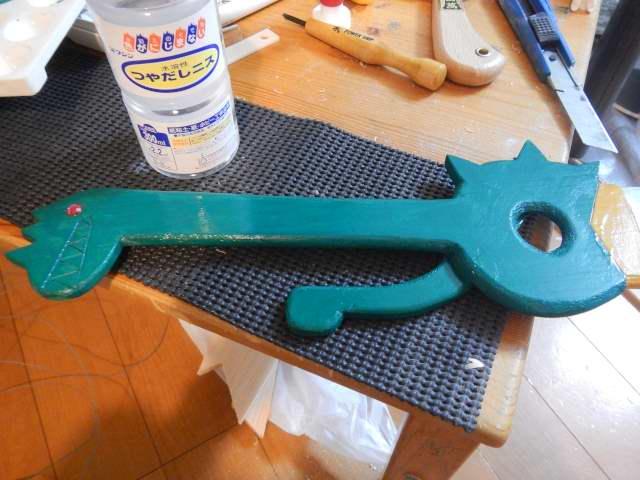 刃折れの剣作り方14