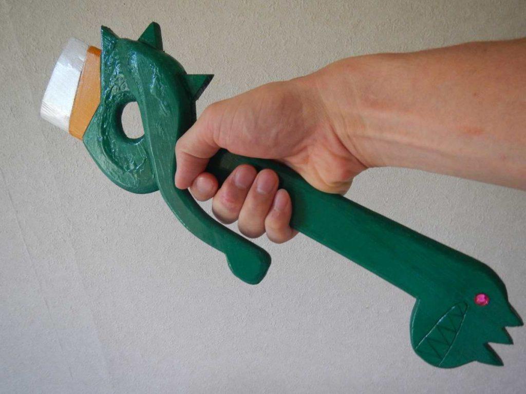 刃折れの剣手作り