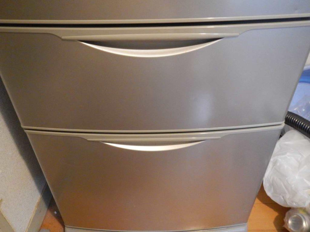 冷蔵庫シールアフター