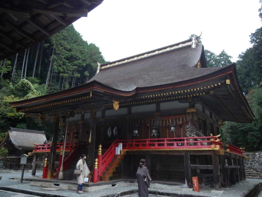 日吉大社東本宮