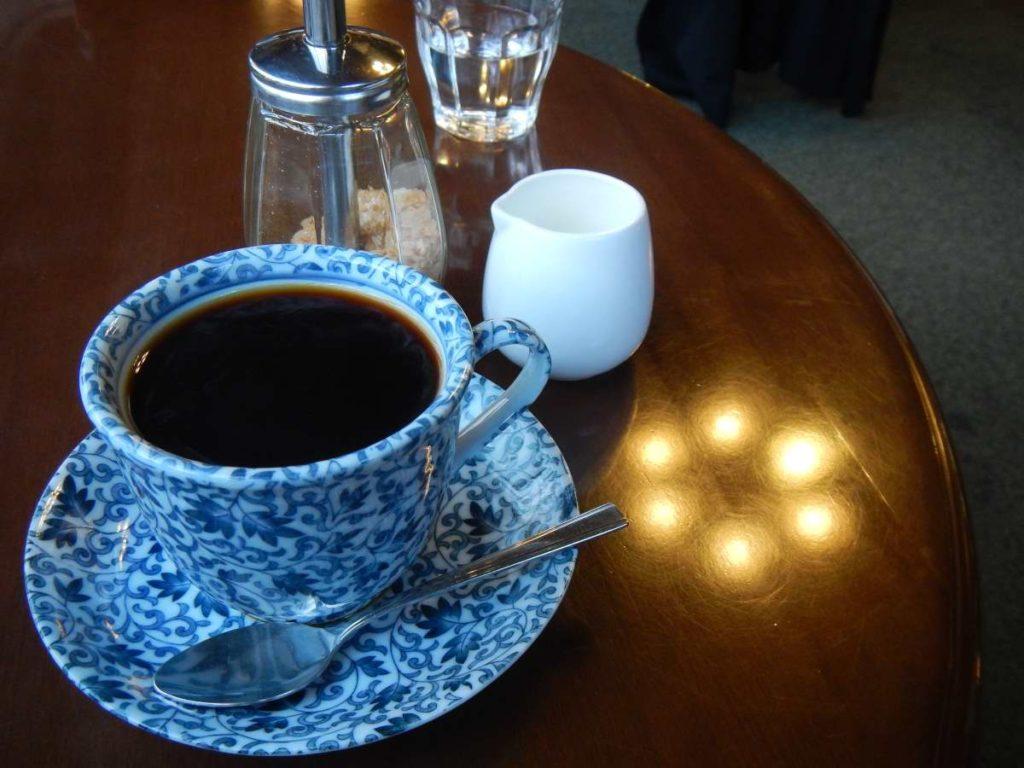 名水の水出しコーヒー