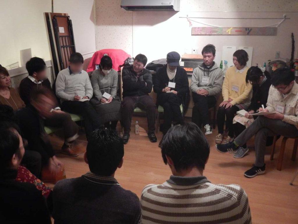 宇治川の石と人狼の会2