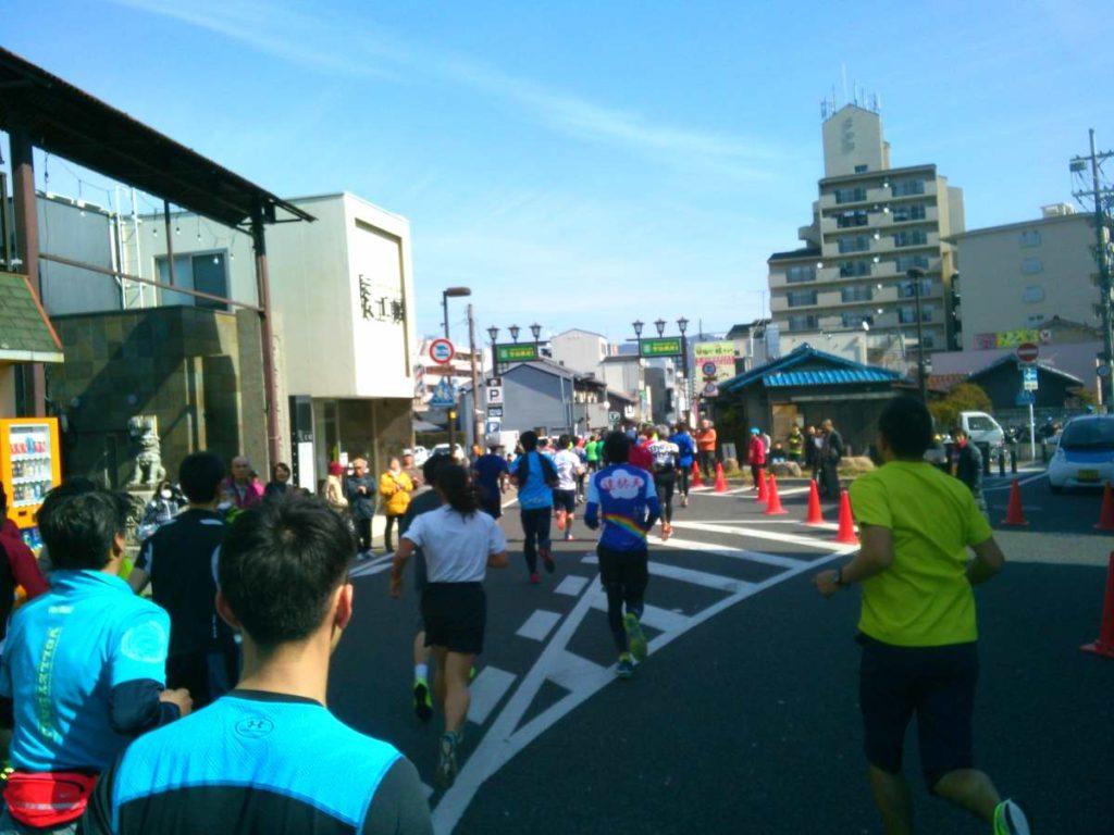 宇治川マラソン1