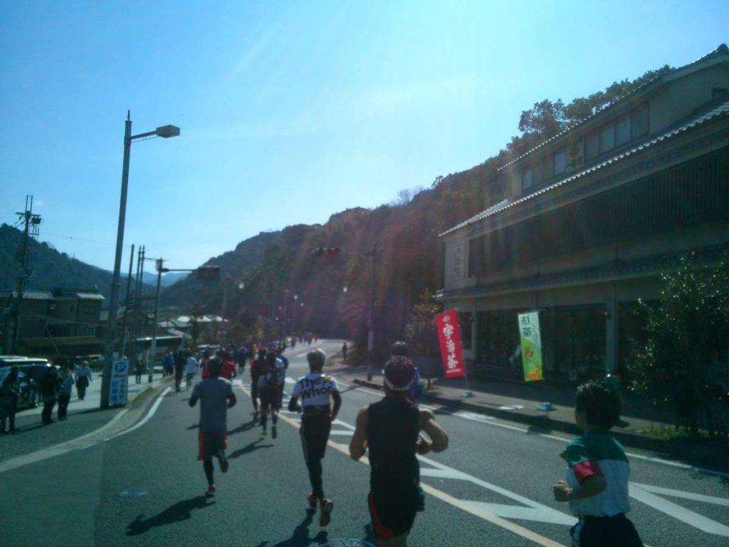 宇治川マラソン2