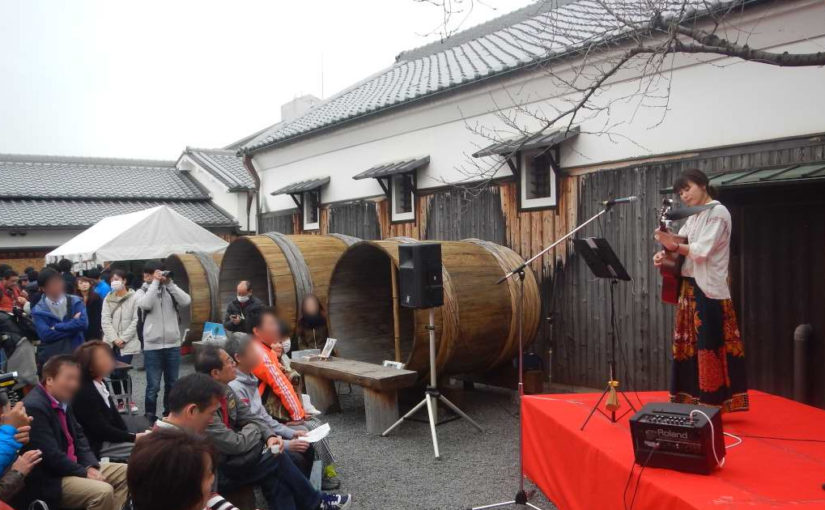 京都伏見日本酒まつり2017がありましたね