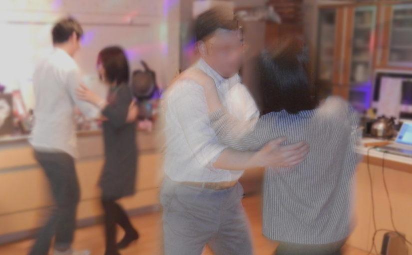 踊れるようになるもんだなぁ。