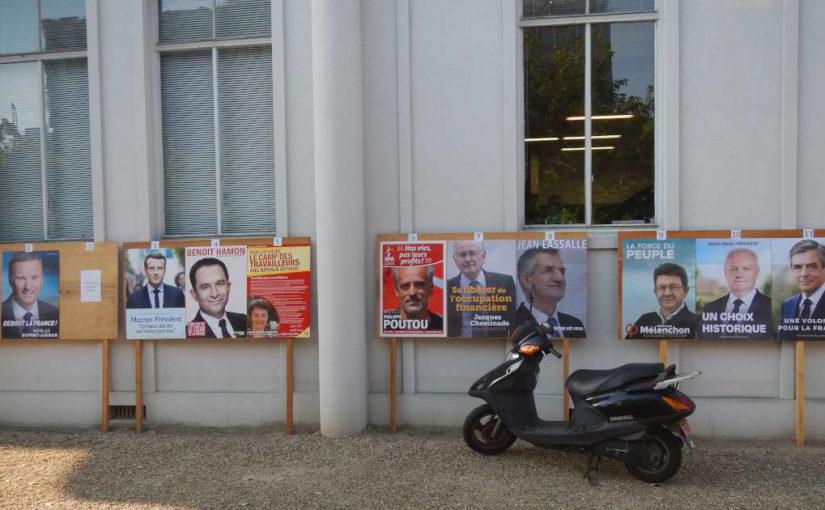 フランス大統領選挙とは関係のないフォークダンスの話