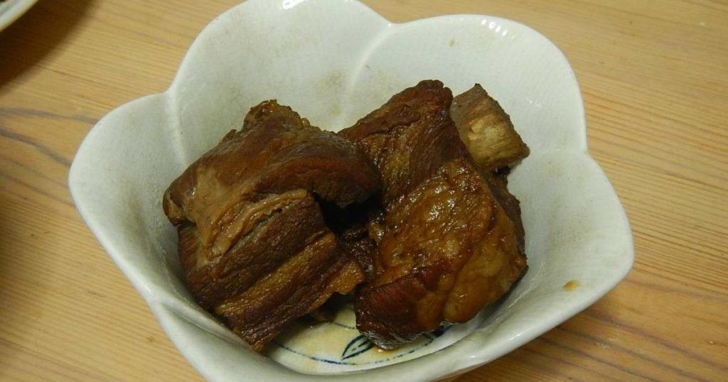 豚スペアリブ煮