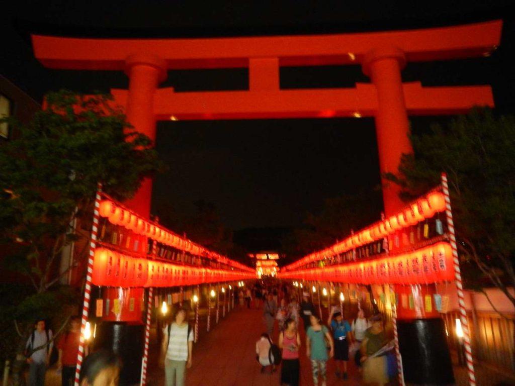 伏見稲荷本宮祭