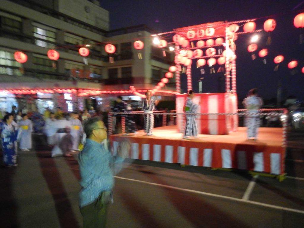 本宮祭盆踊り