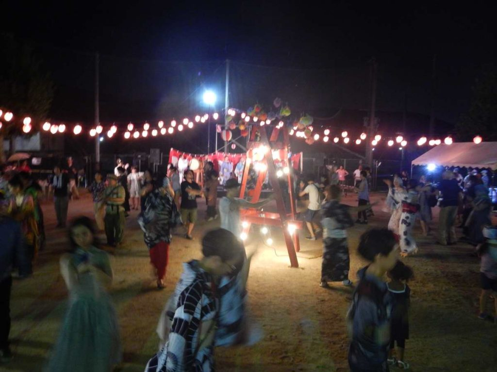 錦林盆踊り