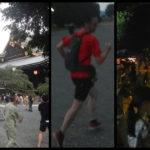 盆踊りを走ってハシゴ、盆踊りin仏光寺と養正夏祭り