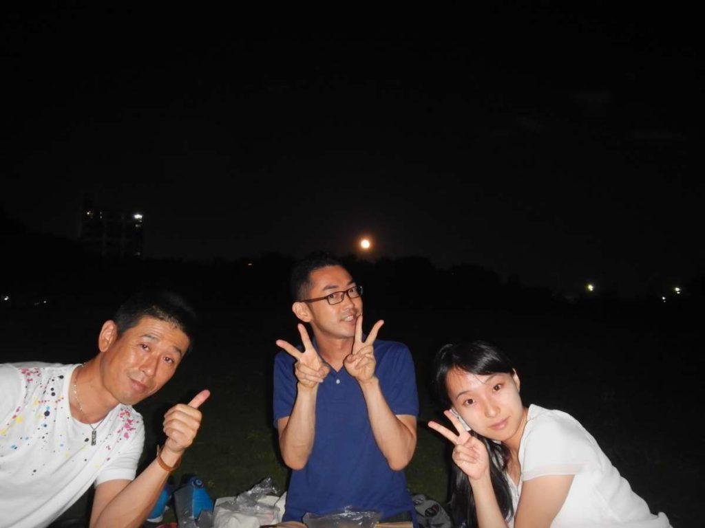 梅小路満月宴会