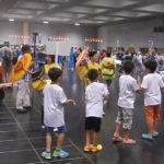 すごい人数が踊っている!江州音頭フェスティバル京都大会