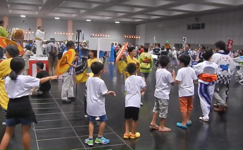 江州音頭フェスティバル京都大会