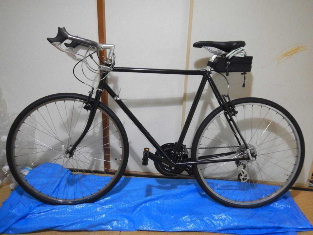 自転車復活