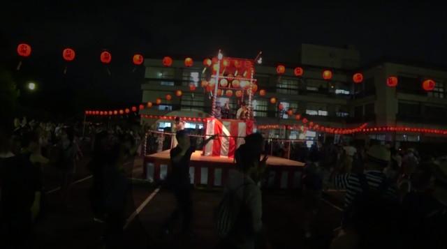 わらじろう宵宮祭1