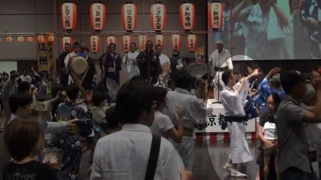 わらじろう江州音頭フェスティバル