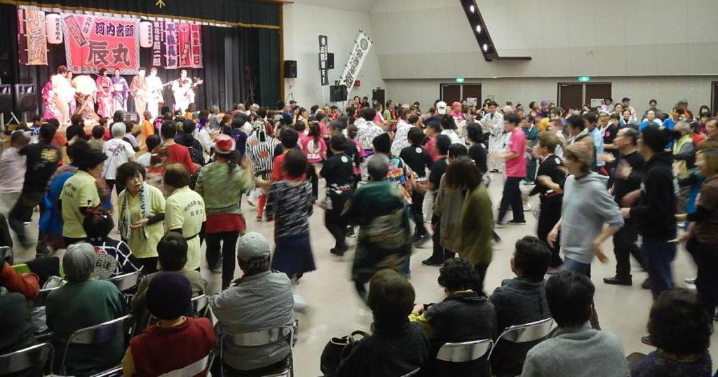 大阪生野区盆踊り