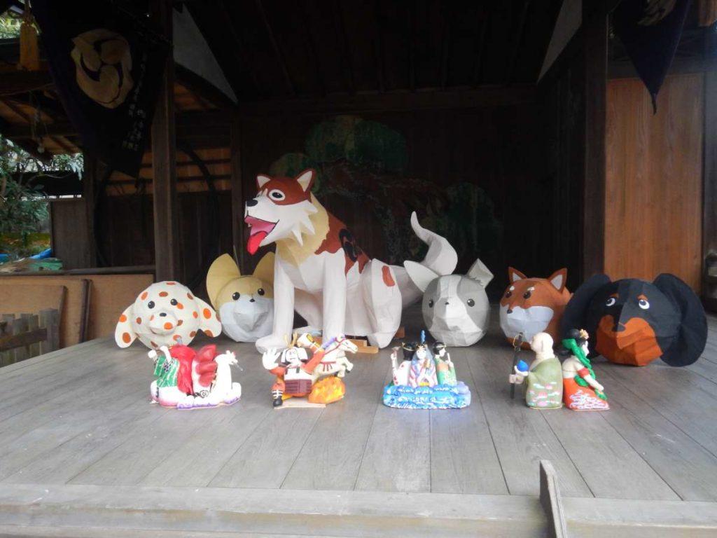 粟田神社パトラッシュ