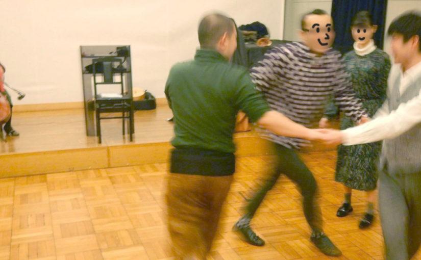 まず好きになってから踊ると最高。フランスのフォークダンスにて