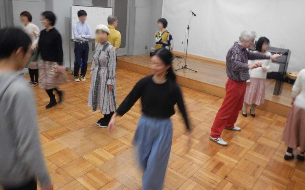 フランスのフォークダンス