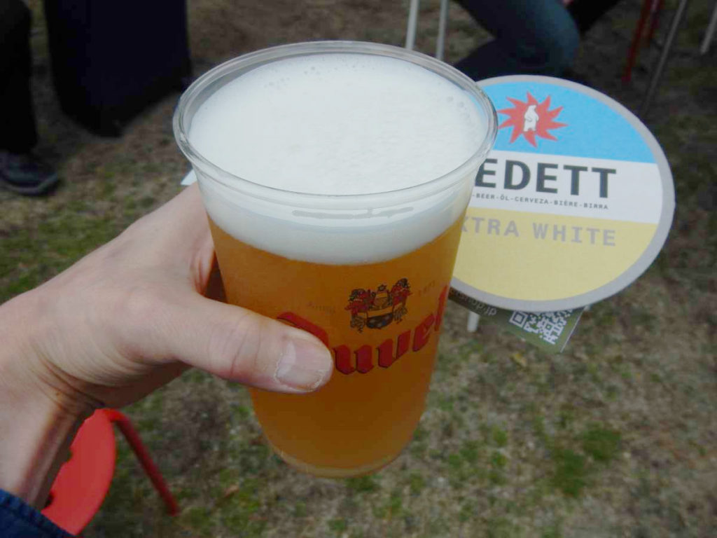 VEDETTベルギービール