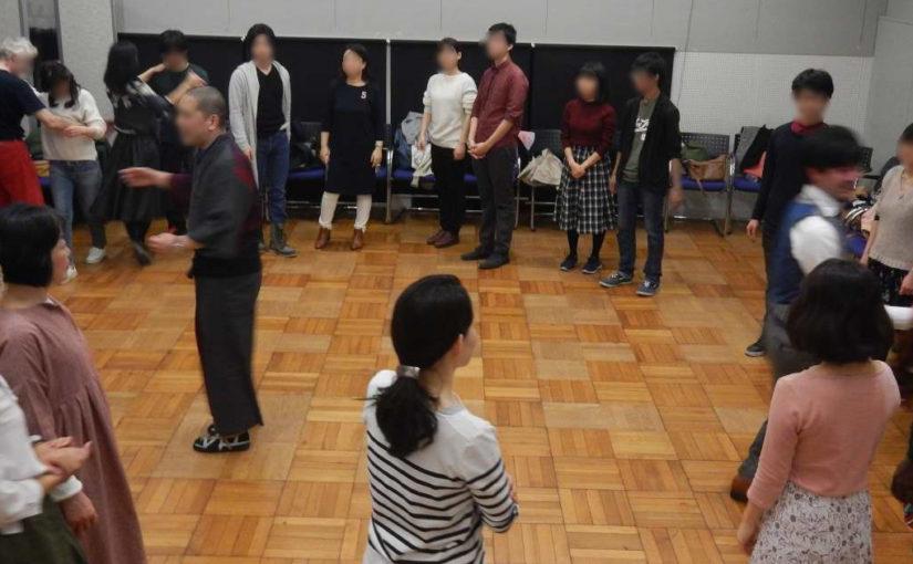 フランコフォニーフランスのフォークダンス