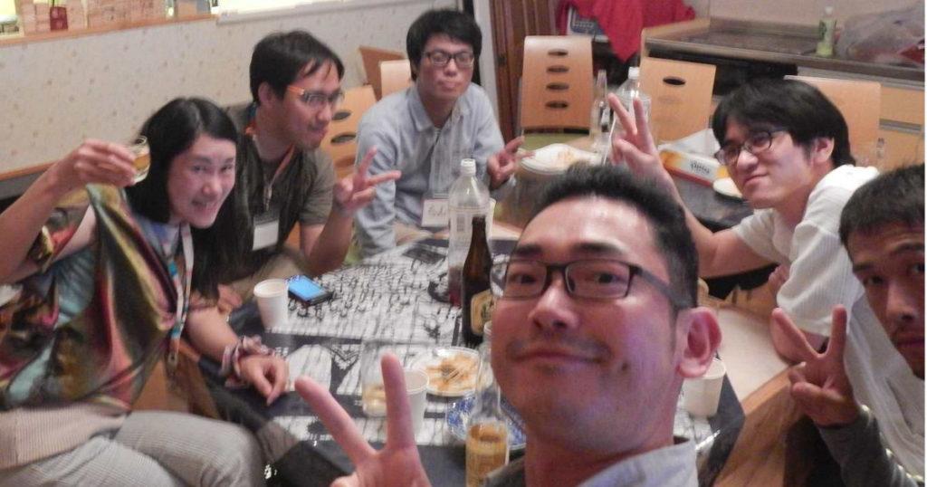 タコタコパーティー終盤