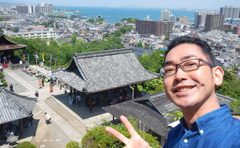 盆踊りで頭がくらくらするとは!三井寺で江州音頭