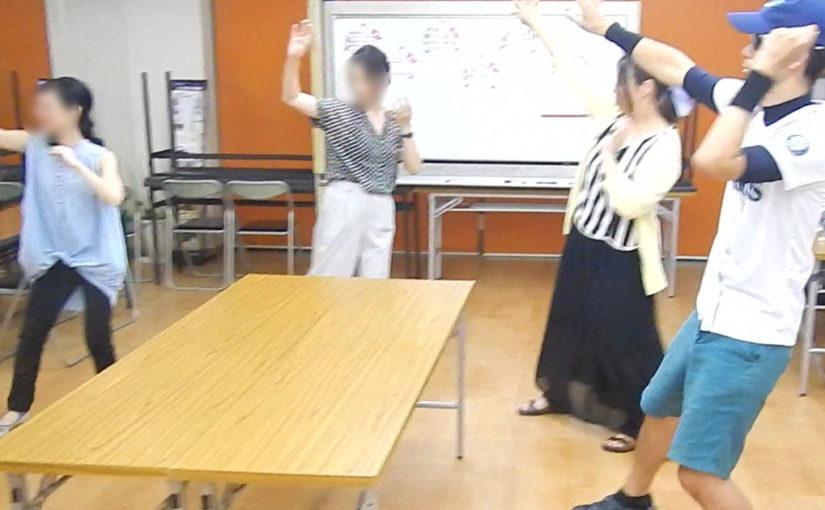 盆踊りスクール