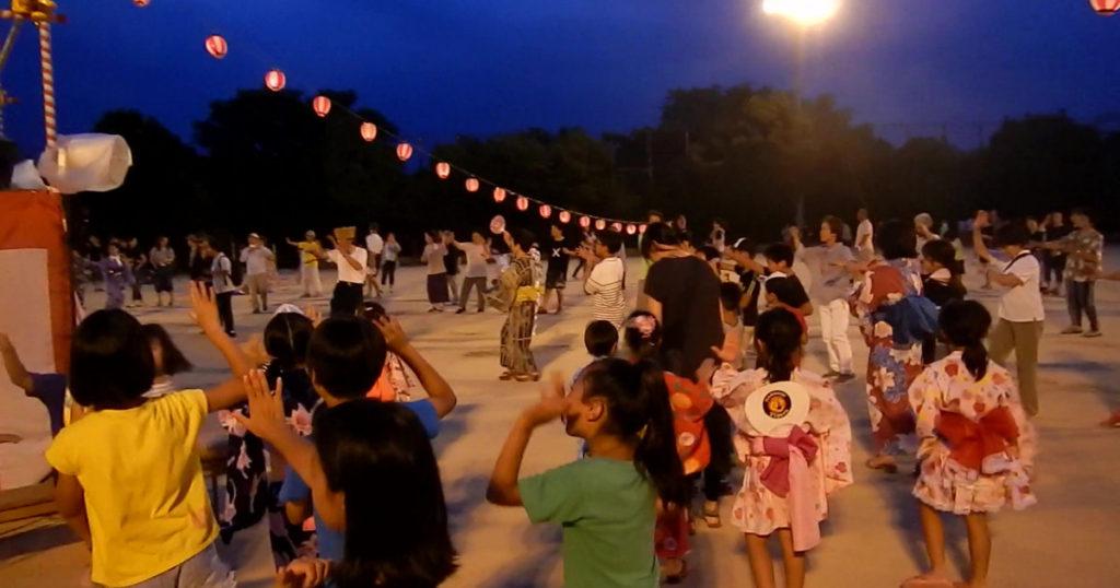 向島盆踊り