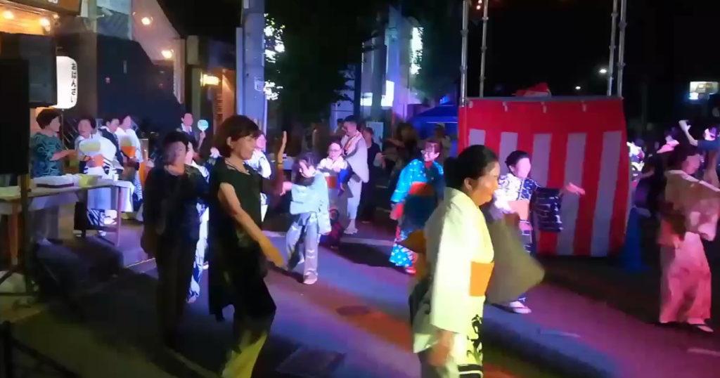 納屋町盆踊り