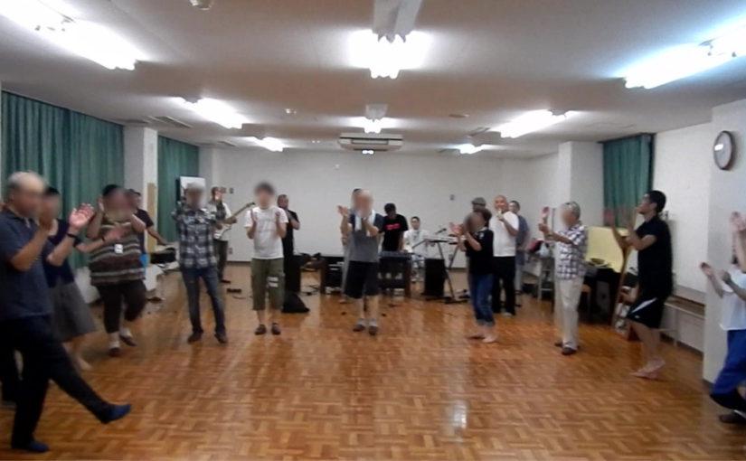 錦林盆踊り練習会