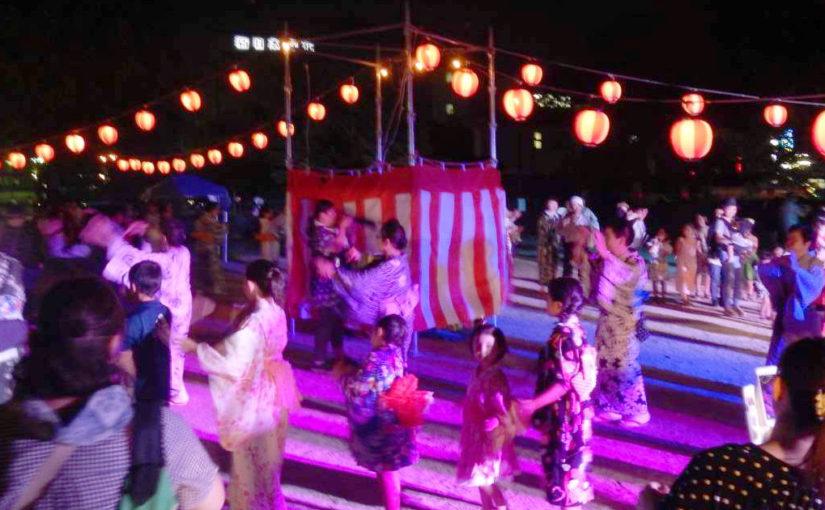 伏見納涼盆踊り