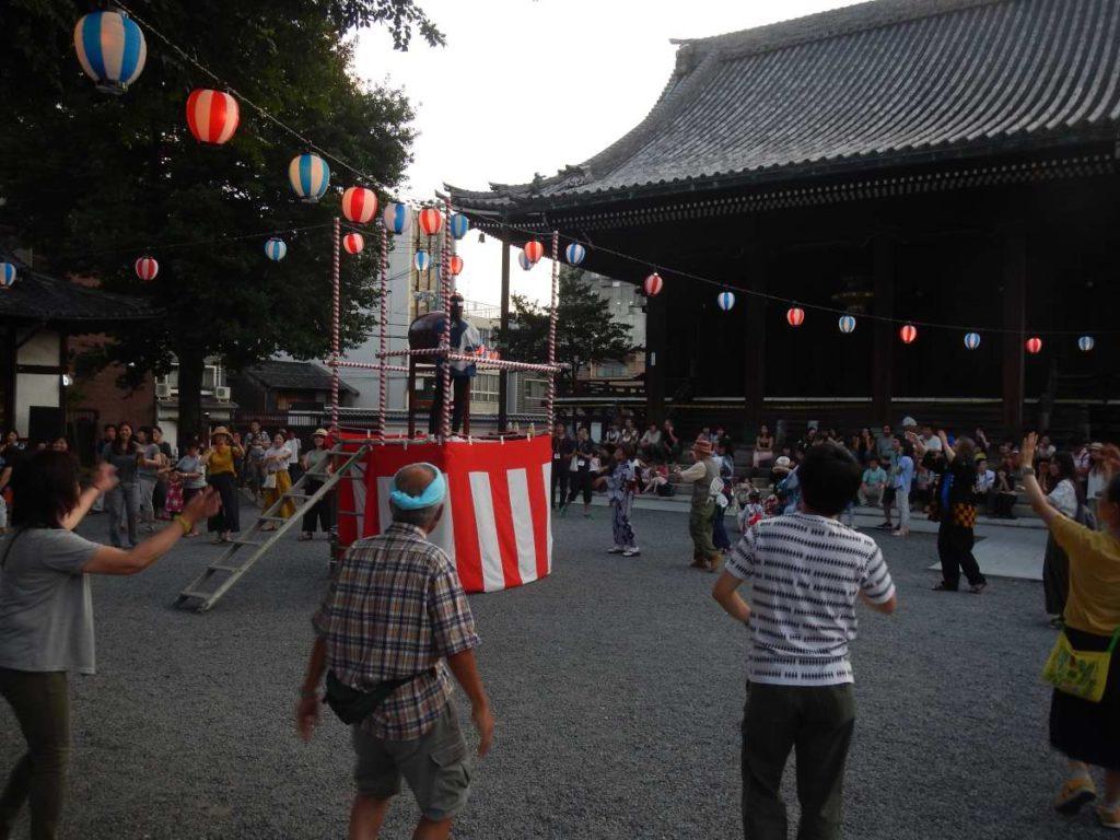 仏光寺盆踊り
