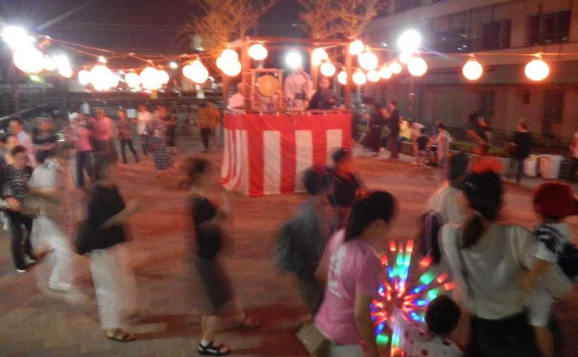 崇仁盆踊り大会