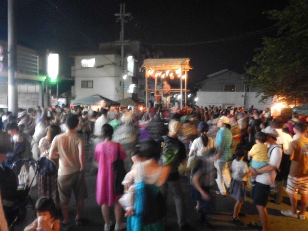 吉田東盆踊り