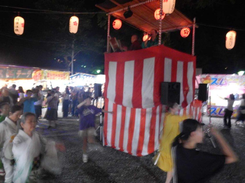 長岡京盆踊り