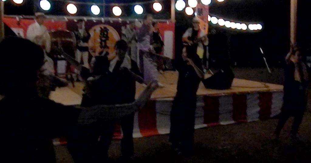 上鳥羽南部盆踊り